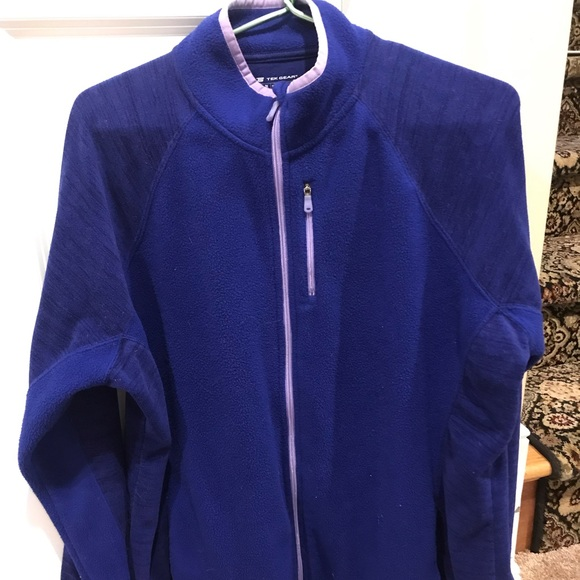Jackets & Blazers - Tek Gear zip sweatshirt.